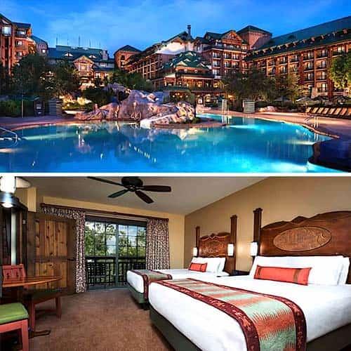 Boulder Ridge Villas at Disney's Wilderness Lodge Hotel Lake Buena Vista