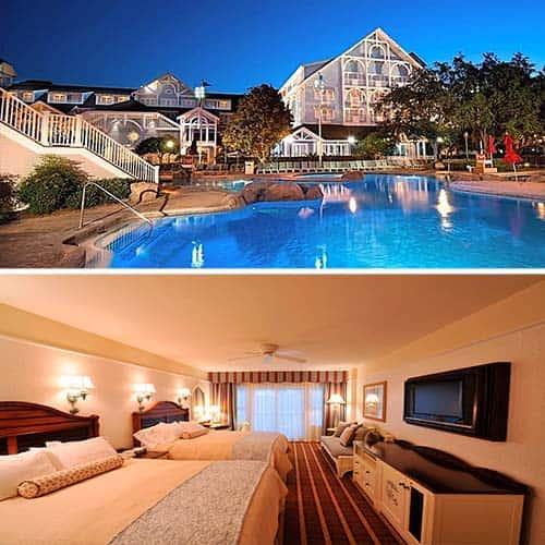 Disney's Beach Club Resort Hotel Lake Buena Vista