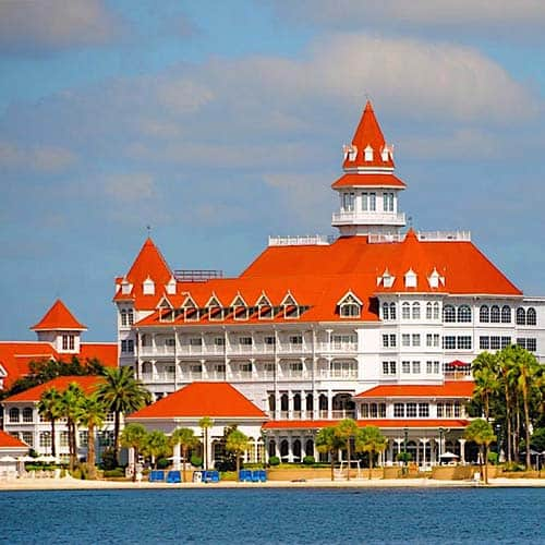 Disney's Grand Floridian Resort Hotel-fl