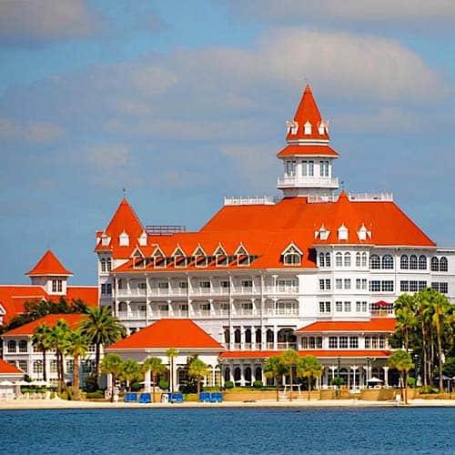 Disney's Grand Floridian Resort Hotel-fl