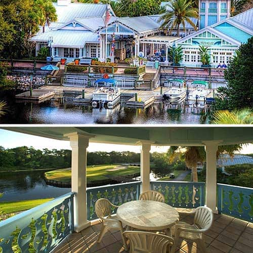 Disney's Old Key West Resort Hotel Lake Buena Vista