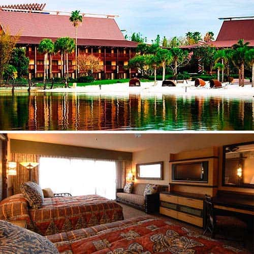 Disney's Polynesian Village Resort-fl