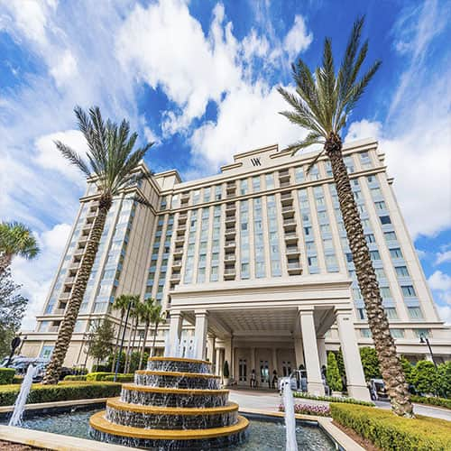 The Waldorf Astoria Orlando