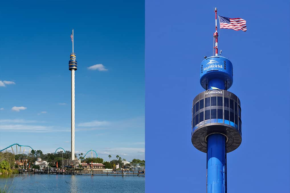 SeaWorld Sky-Tower
